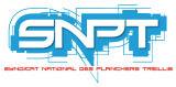 Logo du SNPT