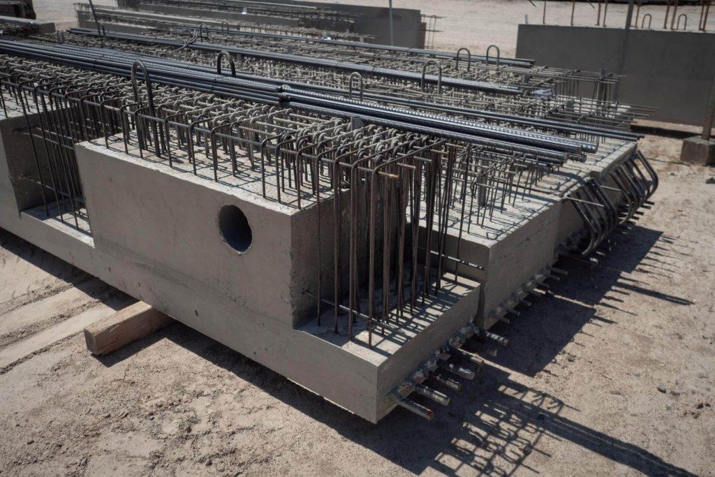 poutre-beton-prefabriquee-socramat-fabrication