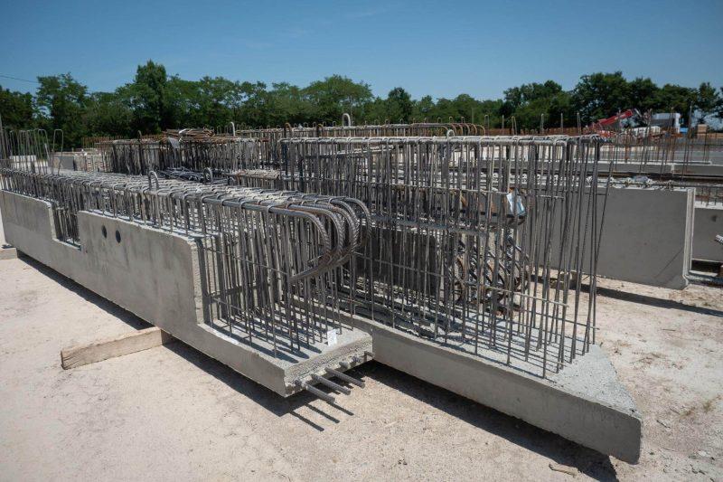 poutre-beton-prefabrique-socramat-fabrication