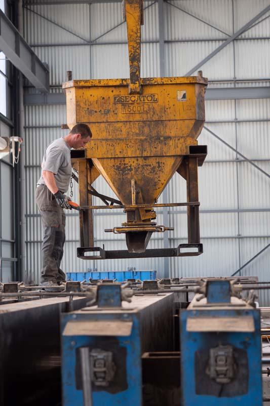 coulage-béton-prefabrication-socramat-fabrication