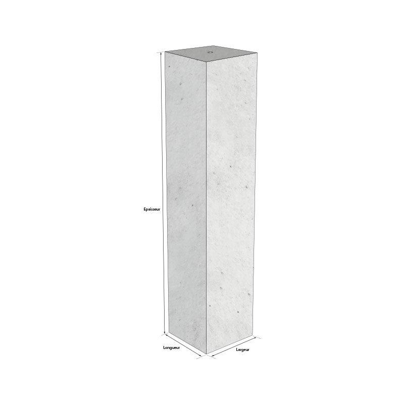 borne-droite-beton-socramat-fabrication
