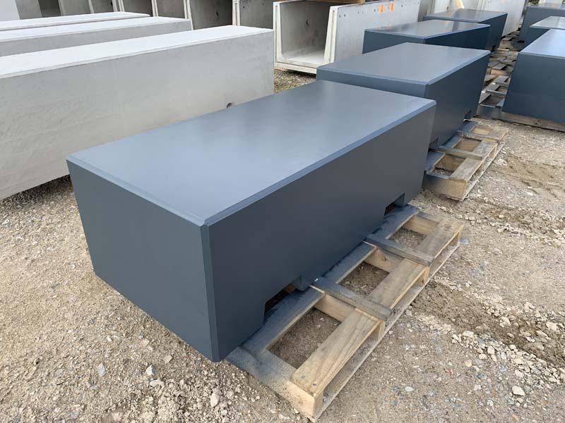 borne-rectangulaire-peinture-epoxy-socramat-fabrication